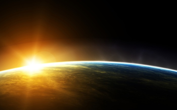 desktop-earth-and-sun-hd-wallpaper